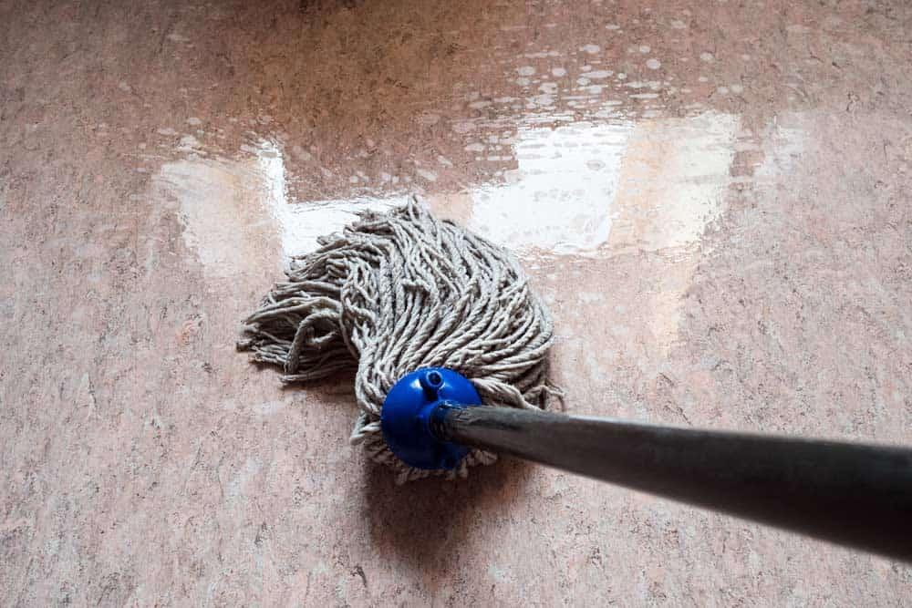 Linoleum reinigen Ratgeber
