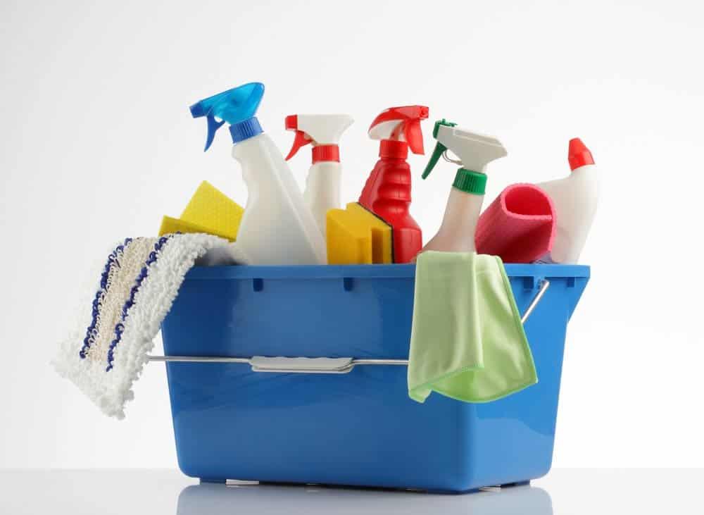 Ausführlicher Ratgeber zu verschiedenen Reinigungsmitteln